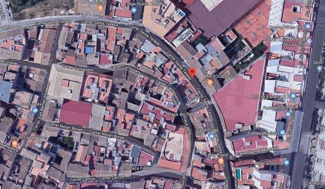 Calle Santa Teresa de Alzira (Valencia9