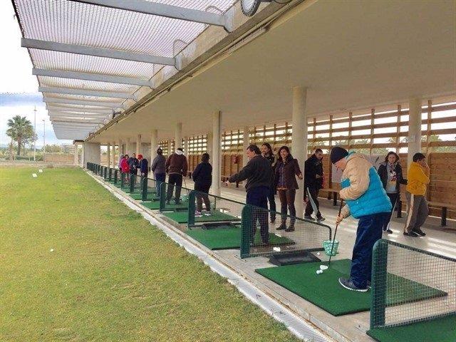 Escuela Pública de Golf de El Toyo