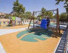 Una app catalana porta la realitat virtual als parcs infantils per fomentar el joc en grup (AYUNTAMIENTO DE HUELVA)