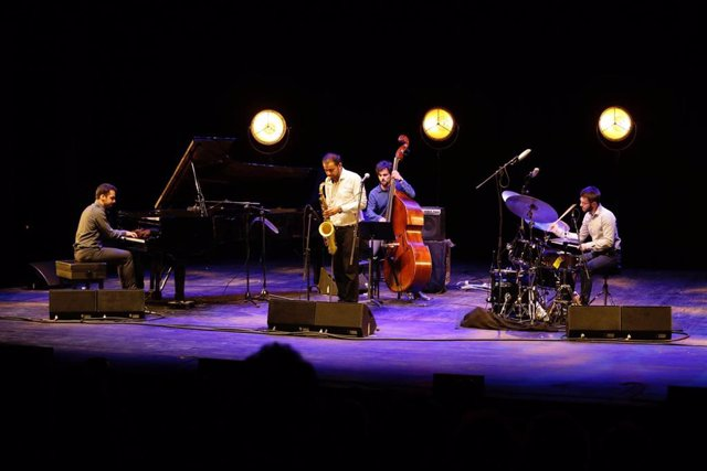 Claudio Jr De Rosa 4et, ganador del concurso de grupos del Getxo Jazz