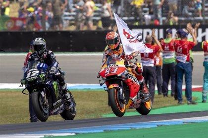 Marc Márquez se pasea en Sachsenring y afianza su liderato en MotoGP