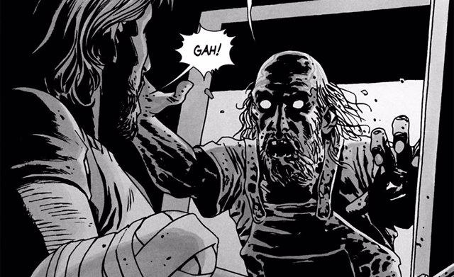 Cómic de The Walking Dead