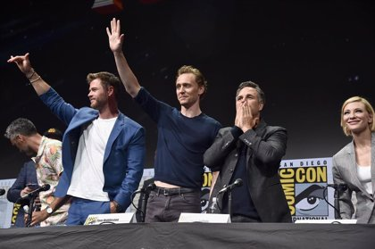 Marvel Studios estará en la Comic Con 2019