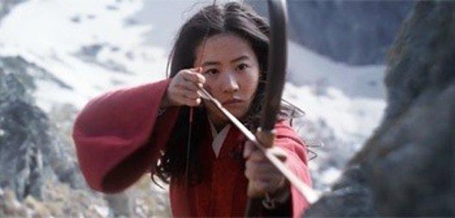 Primer tráiler del remake de Mulan