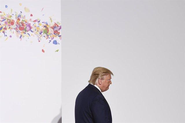 """R.Unido/EEUU.- Trump critica al embajador británico que lo llamó """"inepto"""" y dice"""
