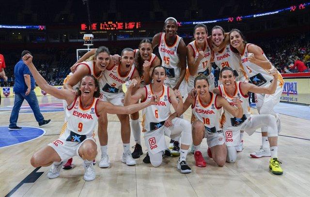 Una Espanya insaciable segueix reina de l'Eurobasket