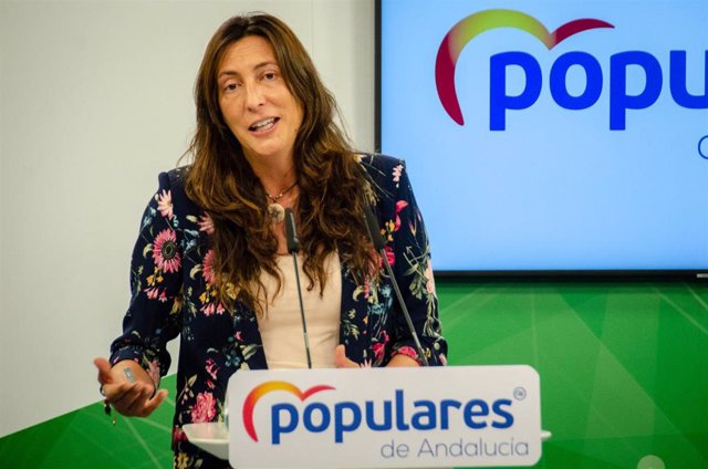 La secretaria general del PP-A, Loles López