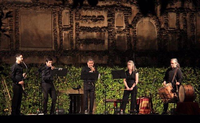 El ciclo Noches en los Jardines del Real Alcázar de Sevilla se adentra en su tercera semana
