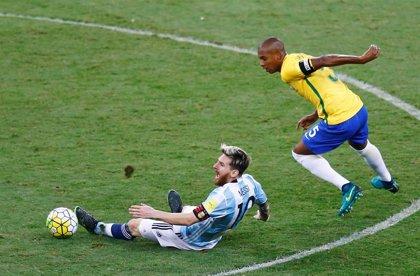 La UEFA desmiente que Argentina haya pedido participar en sus competiciones