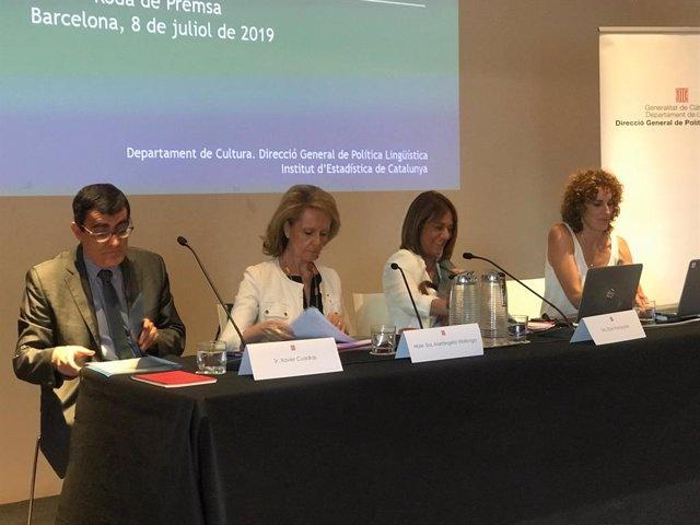 X.Quadres, M.Vilallonga, I.Franquesa i A. Torrijos