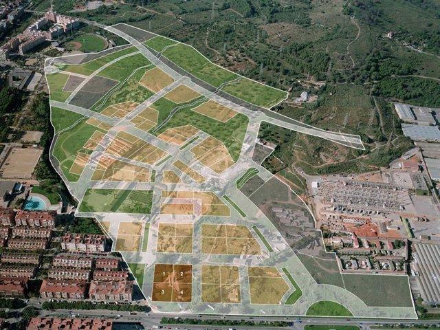 Sector Llevant de Viladecans (Barcelona)