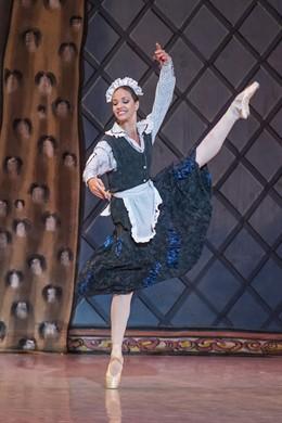 El Ballet Nacional de Cuba lleva al Teatre Tívoli 'La Cenicienta'