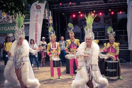 Tenerife promociona el Carnaval en el 'Día de España' de Utrecht