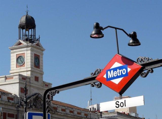 Estación de Sol de Metro de Madrid