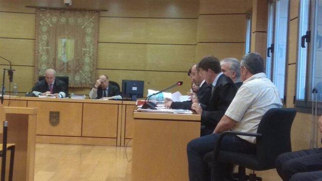 Juicio contra el acusado de matar al director de un banco de La Solana