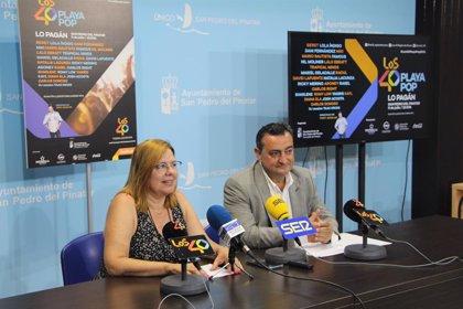 Los40 Playa Pop llegan de nuevo a Murcia con Beret, Lola Índigo, Lalo Ebratt, Mario Bautista y hasta 20 artistas más