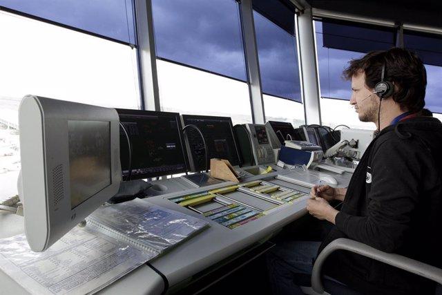 Torre de Control, controladors aeris