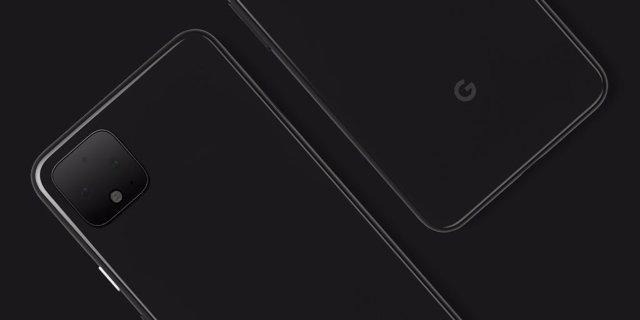 Diseño del nuevo Pixel 4