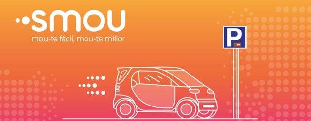 Smou facilitar l'estacionament en els més de 40 aparcaments municipals de Barcelona