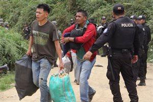 La minería ilegal amenaza a la zona norte de Ecuador, ¿cuál es la respuesta del Gobierno?