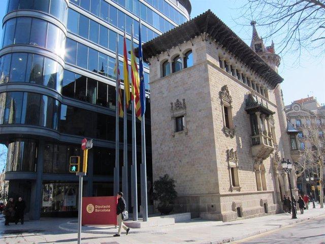 Diputació De Barcelona (arxiu)