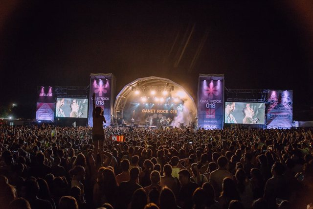 Festival Canet Rock