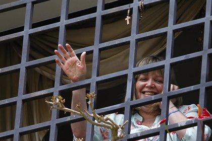 """La familia de la jueza Afiuni denuncia que """"todos"""" los tribunales le niegan la liberación"""