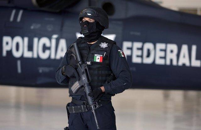 Agente de la Policía Federal de México