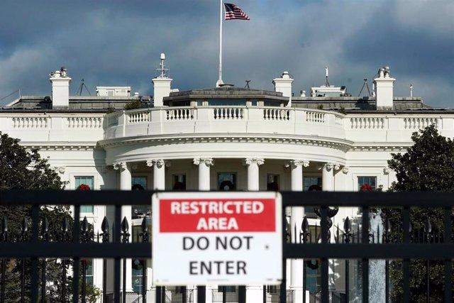 Imagen de archivo de la Casa Blanca en EEUU.