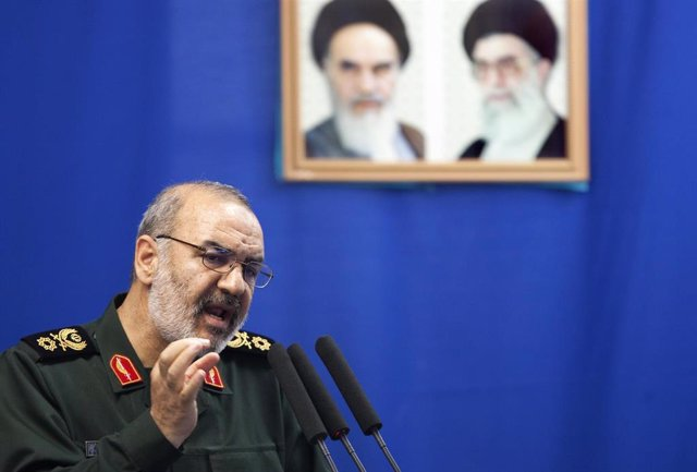 Hossein Salami, nuevo comandante de la Guardia Revolucionaria de Irán