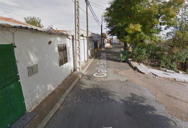 Calle Silos Izquierda Quero