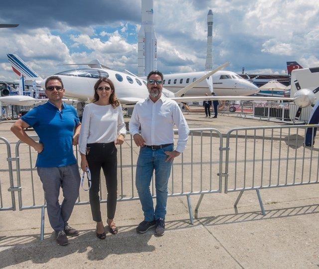 Enginyers espanyols treballen en el qual serà el primer avió elèctric de passatgers del món