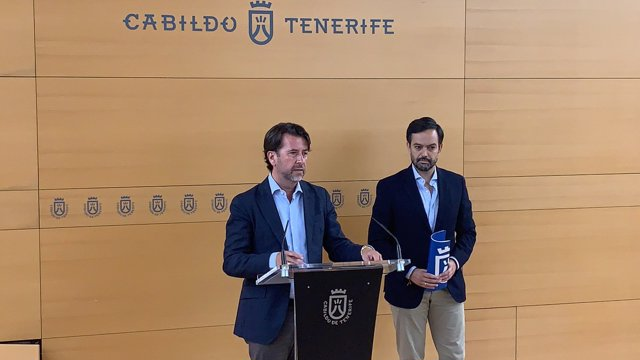 Carlos Alonso y Lope Afonso