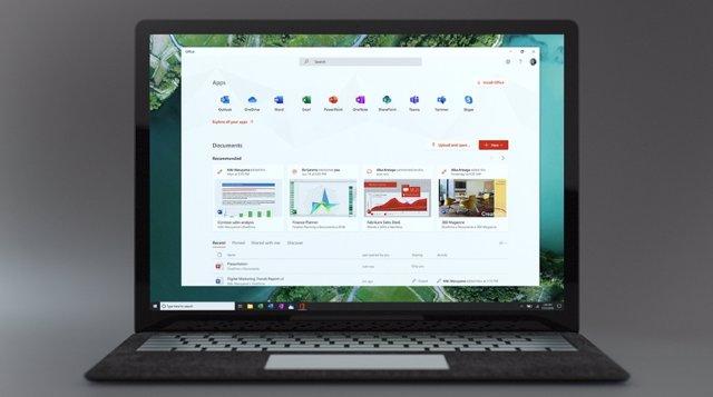 Imagen de la aplicación Office