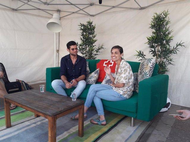 Entrevista a una persona refugiada a Palma.