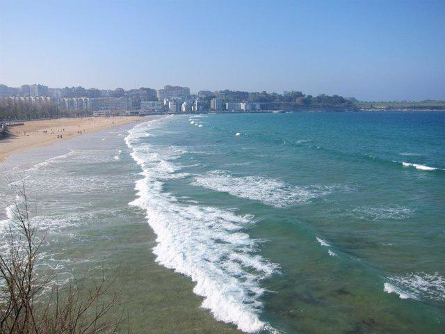 Tiempo soleado en Santander
