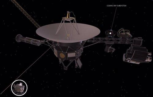 Nave Voyager de la NASA