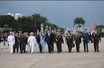 Maduro cambia las comandancias generales del Ejército, las milicias y la Guardia Nacional