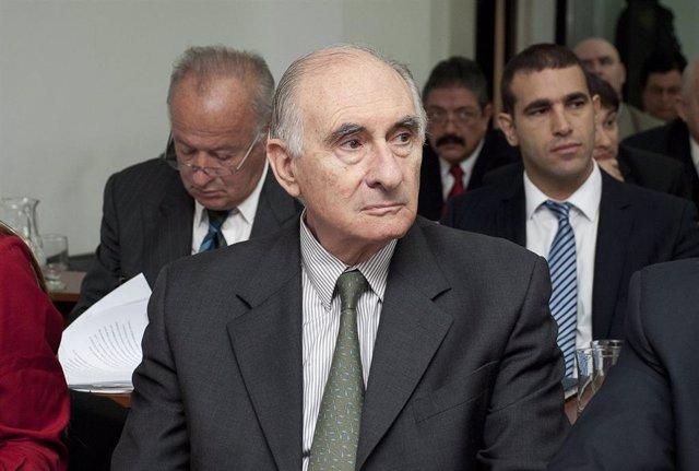El ex presidente argentino Fernando de la Rúa