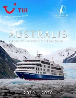 TUI publica un nuevo monográfico de cruceros patagónicos
