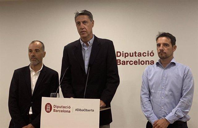 """Albiol (PP) ofrece sus votos """"sin ninguna condición"""" para evitar el pacto de JxCat y PSC en la Diputación de Barcelona"""