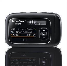 Bomba de insulina 'Accu-Chek Insight' de Roche