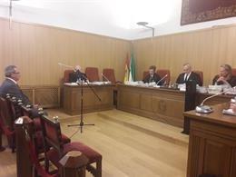 Juicio en la Audiencia de Granada contra el coronel acusado de narcotráfico