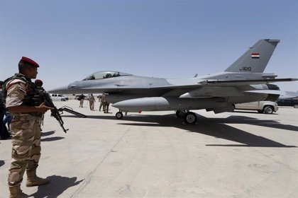 Mueren cuatro presuntos miembros de Estado Islámico en un bombardeo de Irak cerca de la frontera con Siria