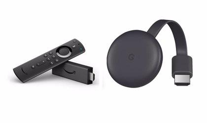YouTube llega definitivamente a los dispositivos Fire TV de Amazon y Prime Video, a Chromecast
