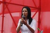 Foto: La Policía peruana registra la casa de la ex primera dama Nadine Heredia por el caso Odebrecht