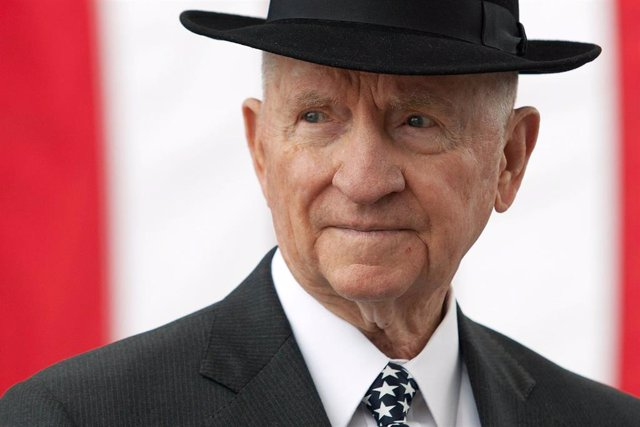 H. Ross Perot, ex candidato presidencial