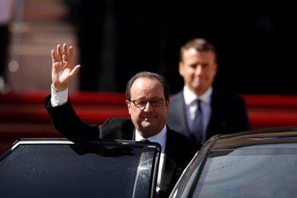 Hollande es interrogado como testigo por un caso de corrupción en Brasil