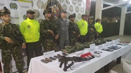 Colombia retira a un general del Ejército acusado de corrupción
