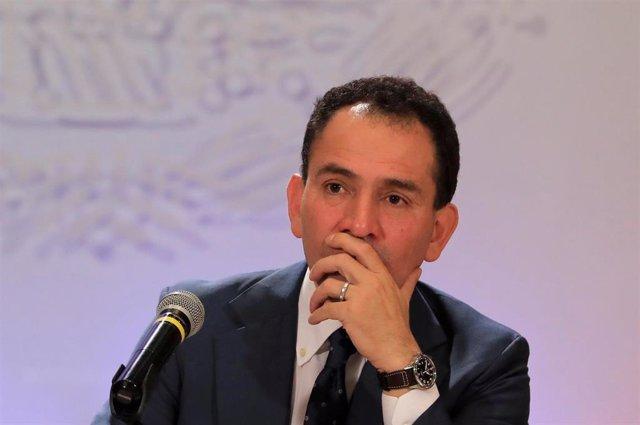 El nuevo ministro de Hacienda mexicano, Arturo Herrera